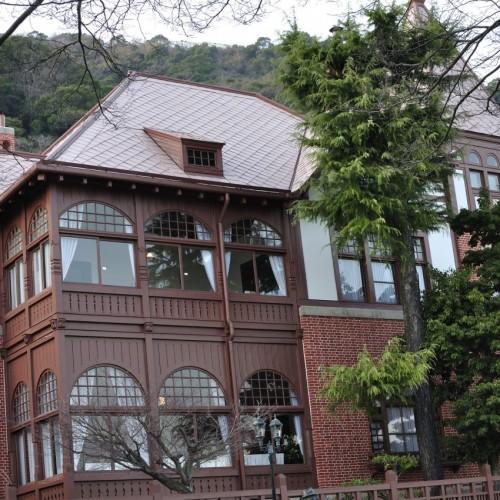 風見鶏の館 (旧トーマス住宅)