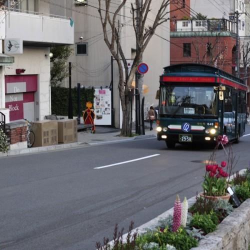 おしゃれなバス
