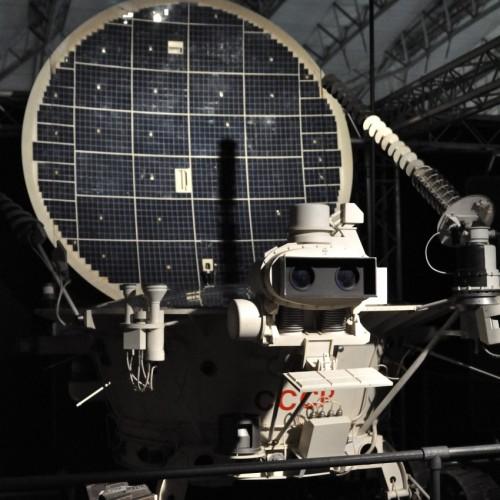 ロシアの月面車