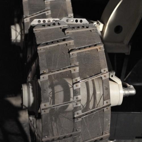 月面車の車輪