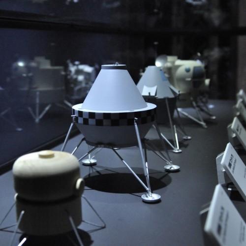 宇宙博2014展示物