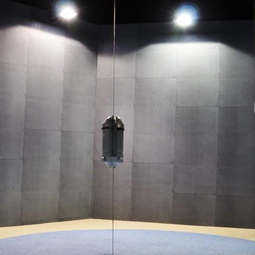 軌道エレベーターデモ機