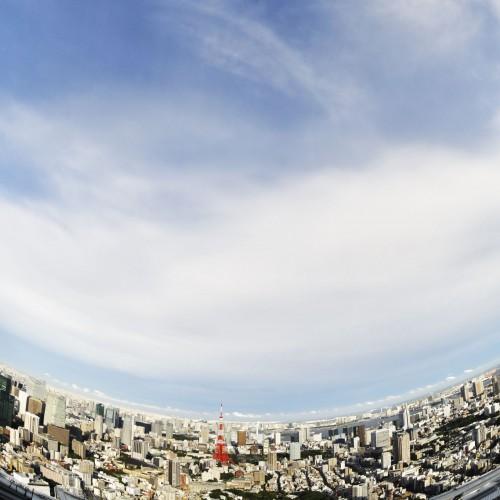 六本木ヒルズ森タワー屋上のスカイデッキで東京をグルリと見渡す!
