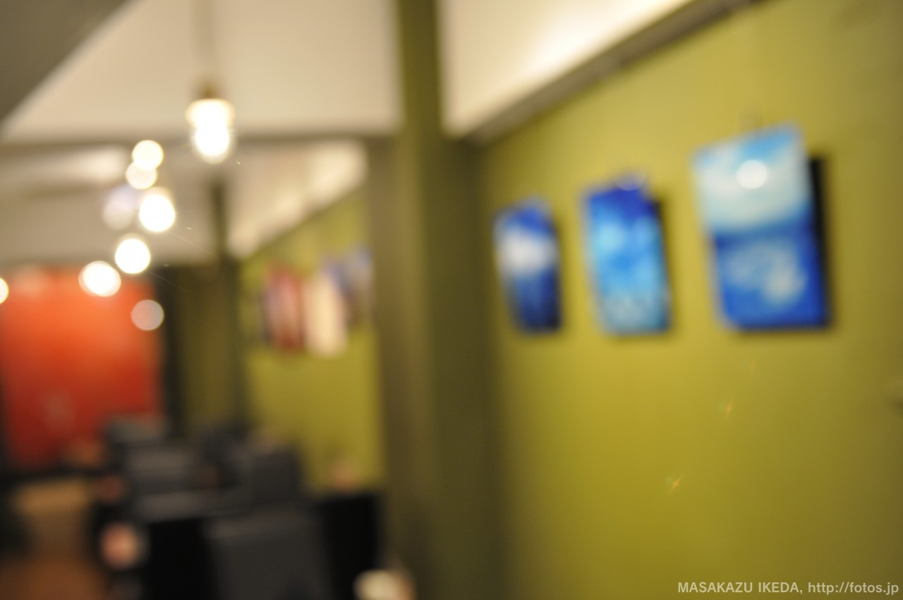 二人展「W」@cafe nook