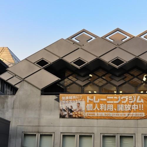 東京武道館トレーニングルームで1回500円以下でフィットネスジムを体験