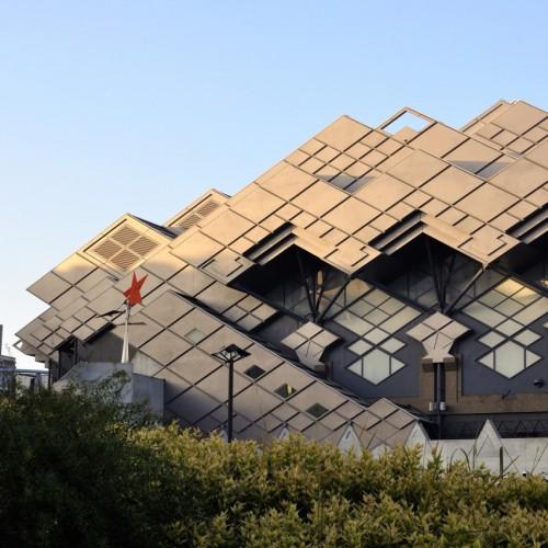 東京武道館外観