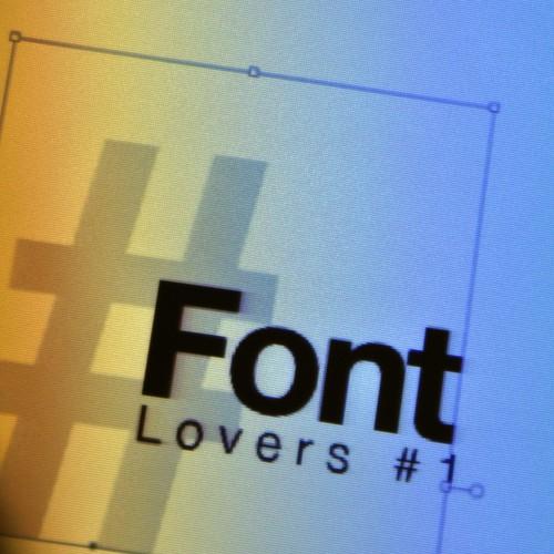フォント好きな人のためのイベントFontLovers #1に参加してきました。
