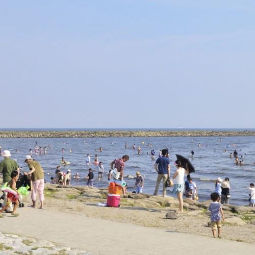 葛西海浜公園 海水浴場