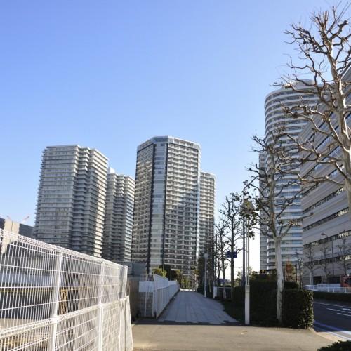 新高島駅からパシフィコ横浜への通路