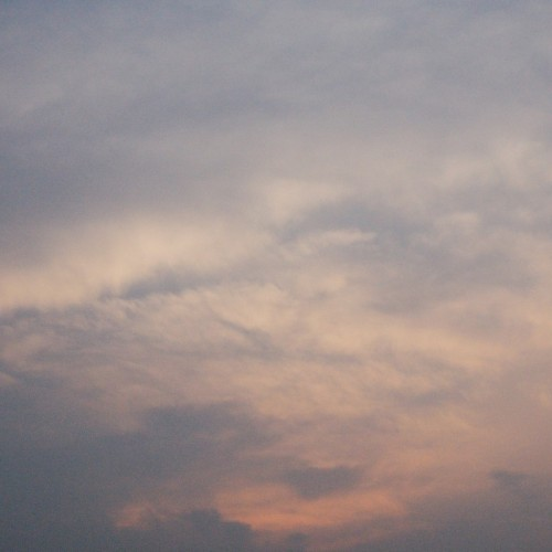 DappeRock's終了時の空