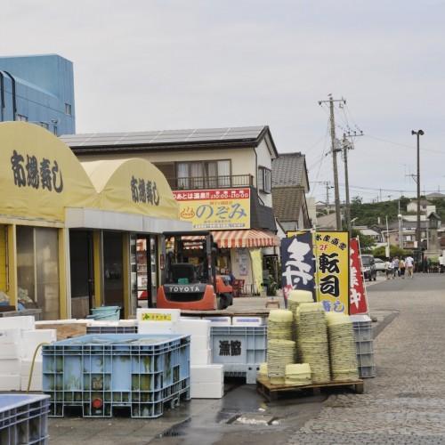 那珂湊おさかな市場 市場寿司