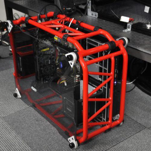 D.D.R レーシングシミュレーター PC