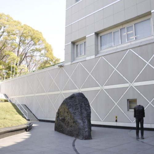 アバカノ・ヴリッチ「黒い立像」