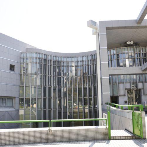 名古屋市美術館外観