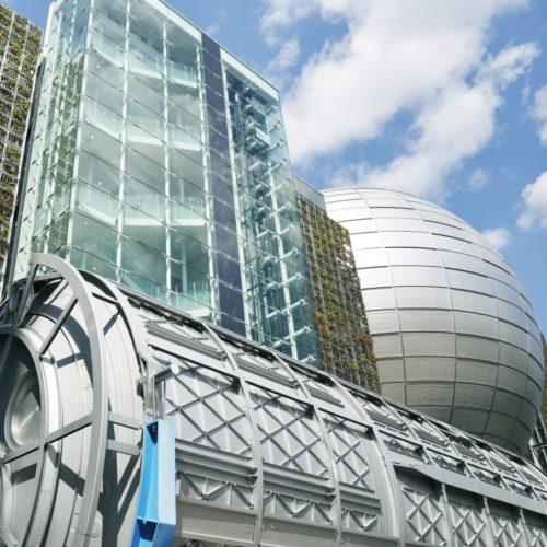 名古屋市科学館で楽しみながら科学を体験