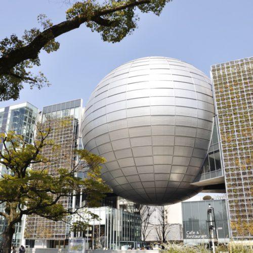 名古屋市科学館の外観