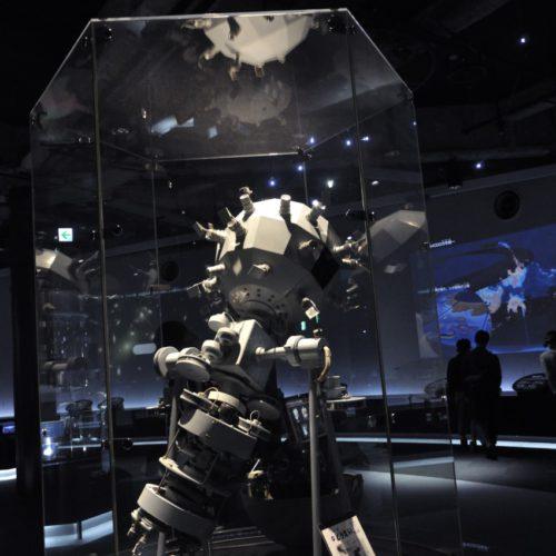 名古屋市科学館:天文館:宇宙のすがた:プラネタリム投影機