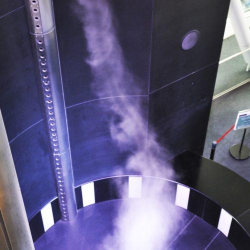 名古屋市科学館:竜巻ラボ
